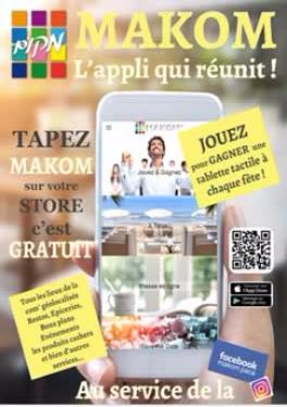 Makom - application qui réunit !
